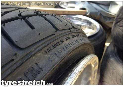 35 12 5 R17 >> Tyrestretch.com 10.0-215-35-R18 | 10.0-215-35-R18-Dunlop-Direzza-DZ101-2