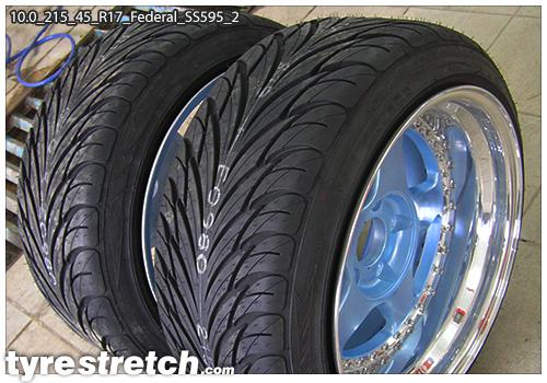 215 45 R17 >> Tyrestretch.com 10.0-215-45-R17 | 10.0-215-45-R17-Federal-SS595-2