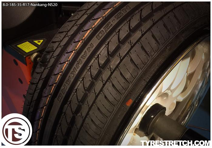 35 12 5 R17 >> Tyrestretch.com 8.0-185-35-R17 | 8.0-185-35-R17-Nankang-NS20