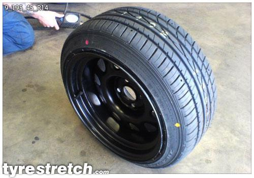205 50 R16 >> Tyrestretch.com 9.0-195-45-R14 | 9.0-195-45-R14-Falken-ZE912