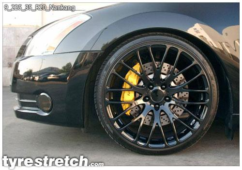 Tyrestretch Com 9 0 225 35 R20 9 0 225 35 R20 Nankang